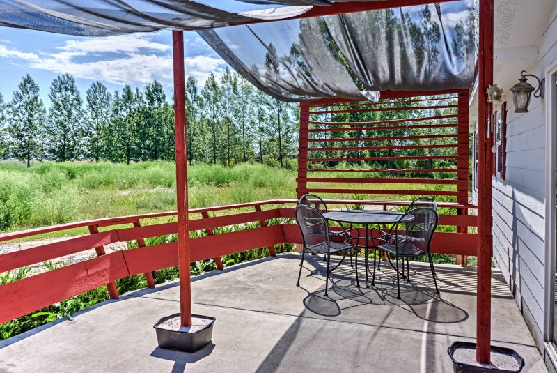For the ultimate Montana getaway, book this vacation rental house!