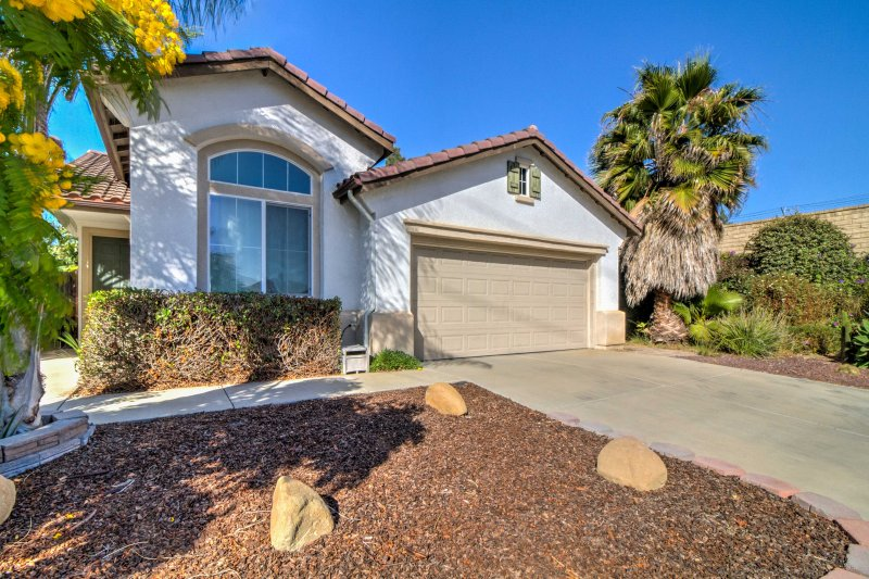 Elevate your next west coast escape with this 2-bedroom, 2-bathroom Camarillo vacation rental house.