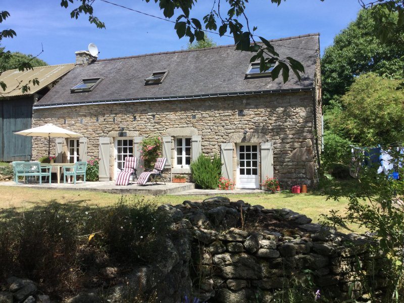 Le Faouet gite rental, holiday rental in Gourin