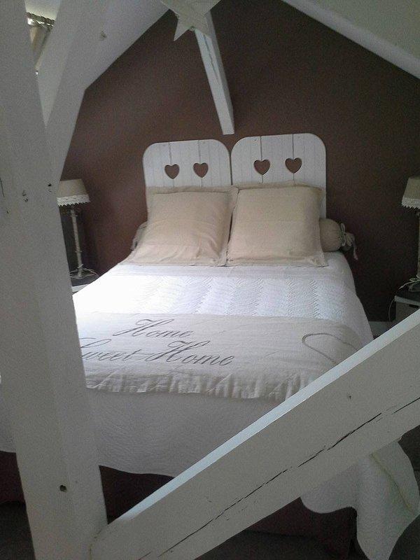 Chambres d'hôtes Le coq en Pâte appartement 2 chambres, location de vacances à Frise