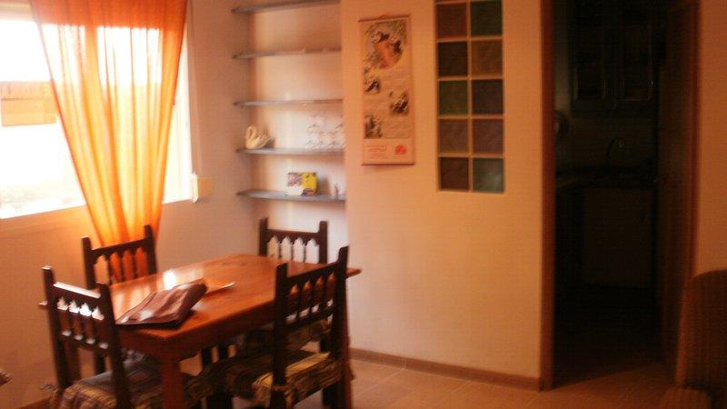 BONITO ESTUDIO EN EL PUEBLO, vacation rental in Benicasim