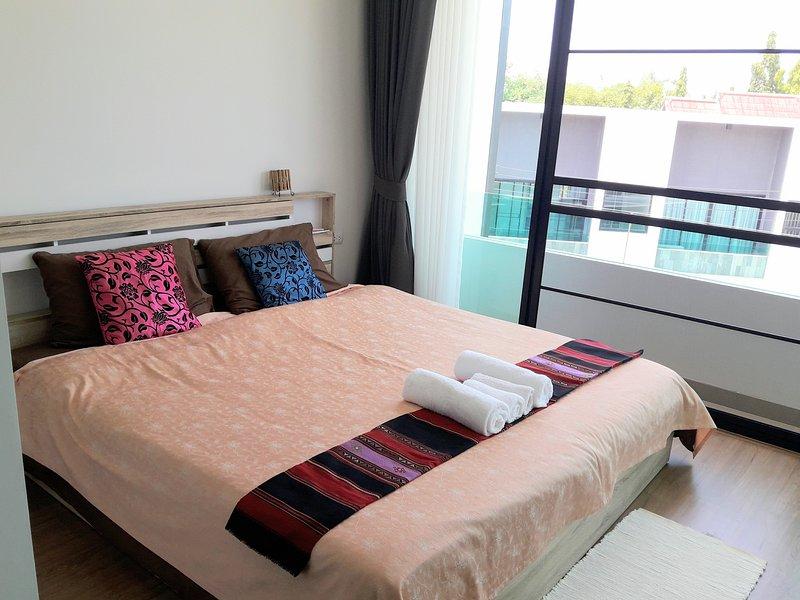 New Loft Modern Home Chiangmai, alquiler de vacaciones en Lamphun