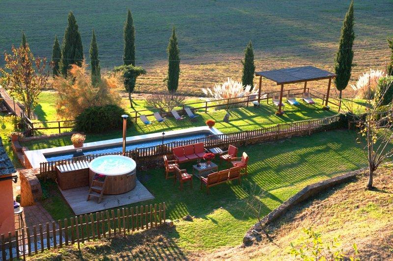 Tour Thuis in Toscane !!!