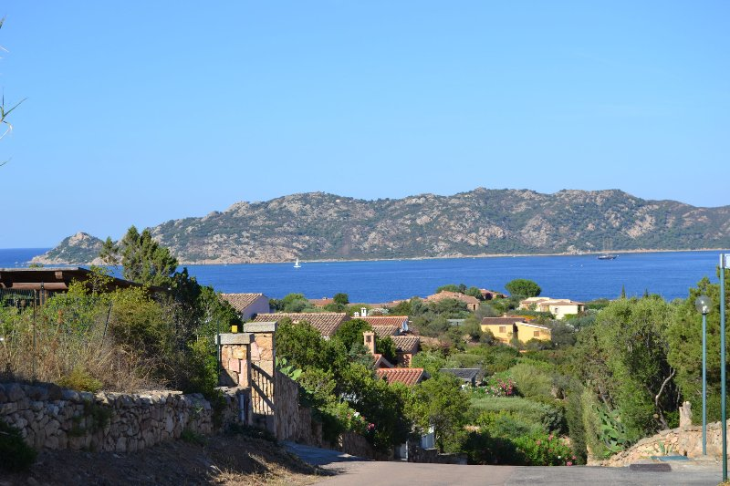View of the residence Cala Juniper
