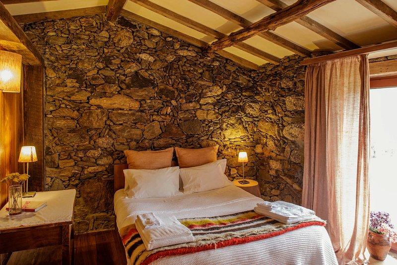 Casa dos Palheiros na Quinta do Rapozinho, location de vacances à Arco de Baulhe