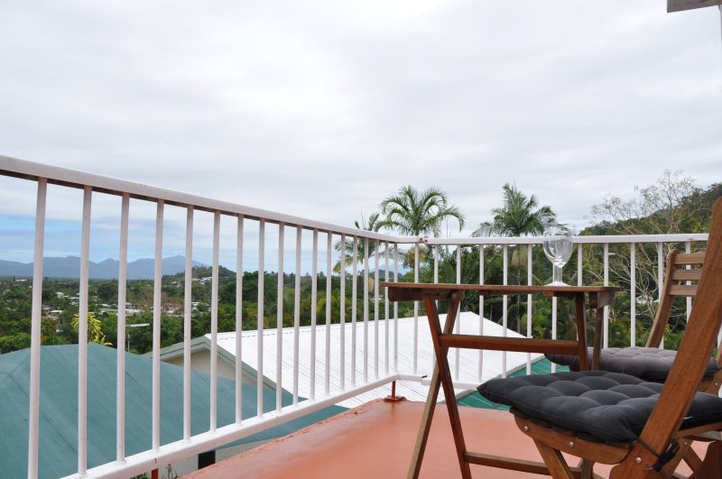 The Studio - quiet and peaceful. The perfect place to stay whilst visiting Cairns.