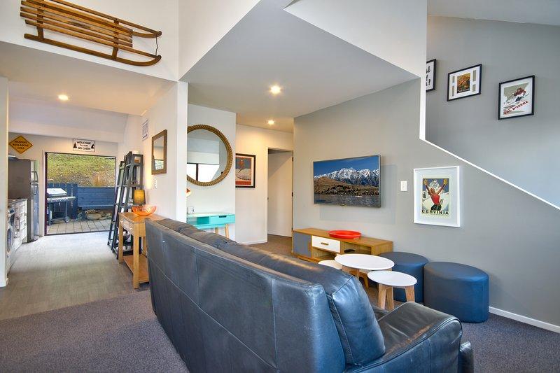 Maranui Luxury Accommodation Loft, holiday rental in Frankton
