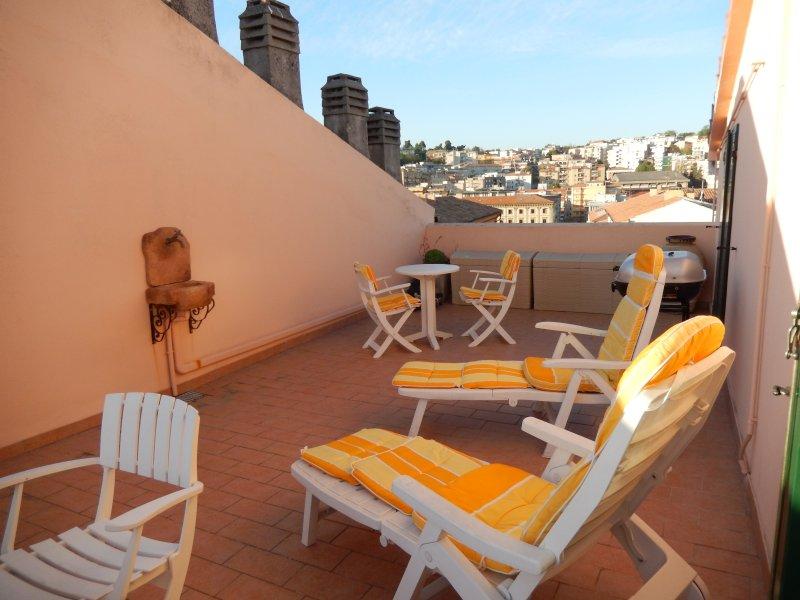 La Terrazza apartment, vakantiewoning in Ancona