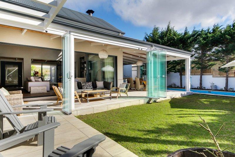 Perfect indoor/outdoor flow