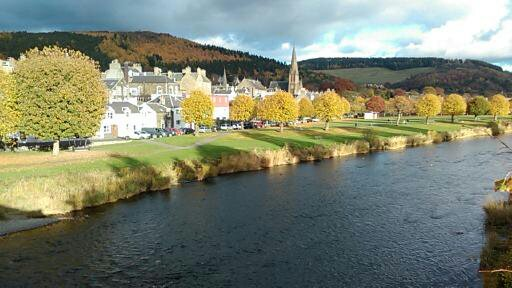 Flat with a view, holiday rental in Biggar