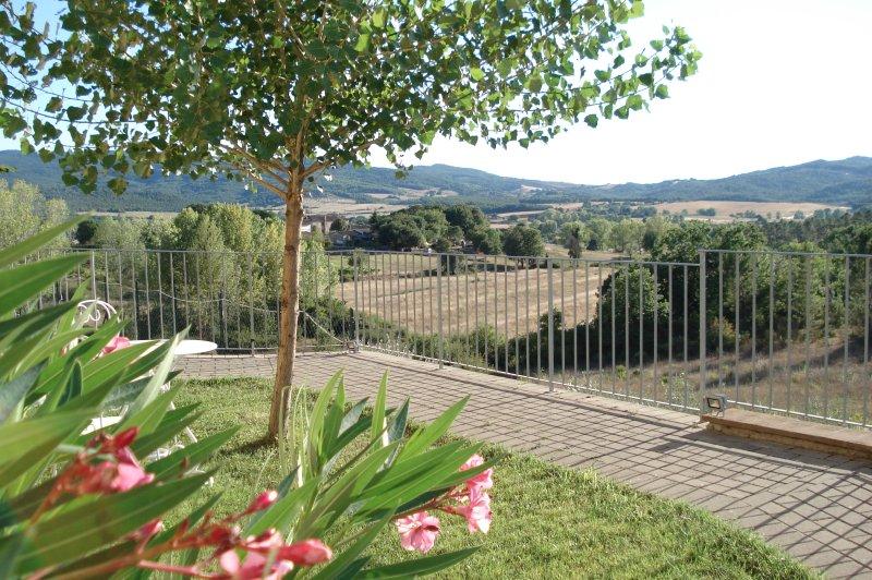 casa nel cuore della  campagna tra SIENA e FIRENZE, holiday rental in Capannino della Suvera