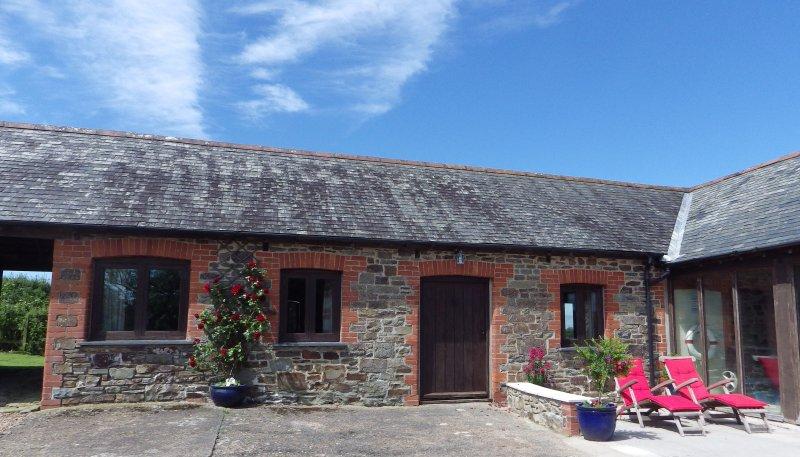 Bramble Cottage, aluguéis de temporada em Chittlehamholt