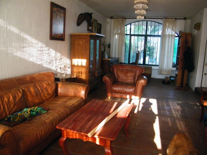 casa con jardín en la ciudad, holiday rental in Cholula
