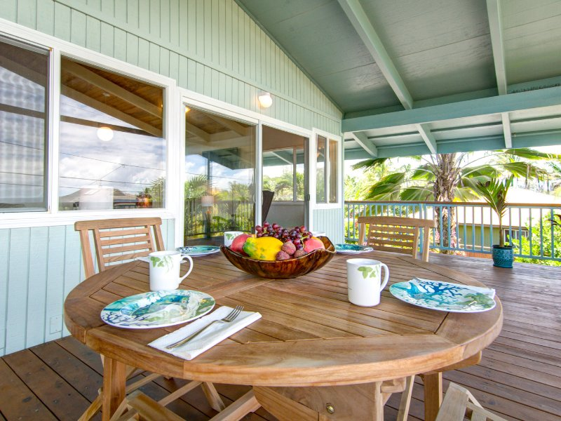Hawaiian Paradise Ocean View in quiet and friendly surrounding in the Big island, alquiler de vacaciones en Hilo