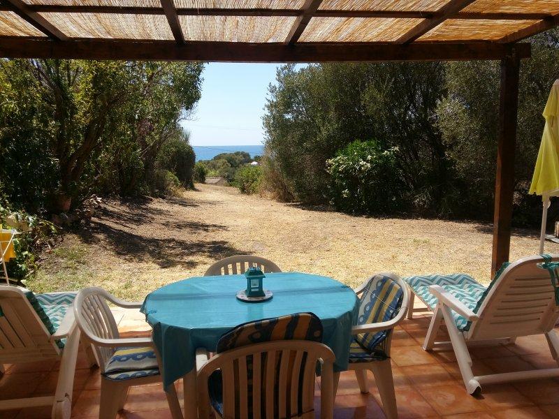 Maison à 500M de la plage, location de vacances à Cargese