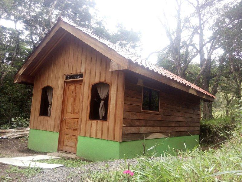 Monteverde Romantic Cabaña, vakantiewoning in Monteverde Cloud Forest Reserve