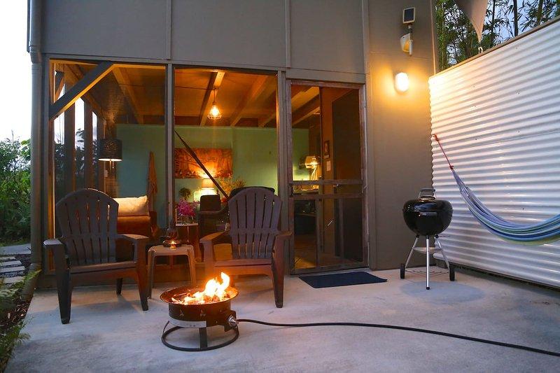 Eco-Farm Mini House, alquiler de vacaciones en Kaimu