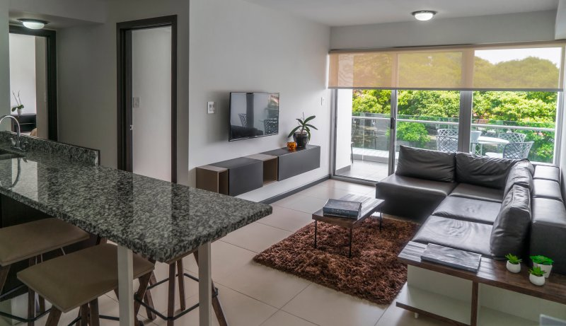 Modern & comfortable 2 bedroom apartment, vacation rental in Santo Domingo de Heredia
