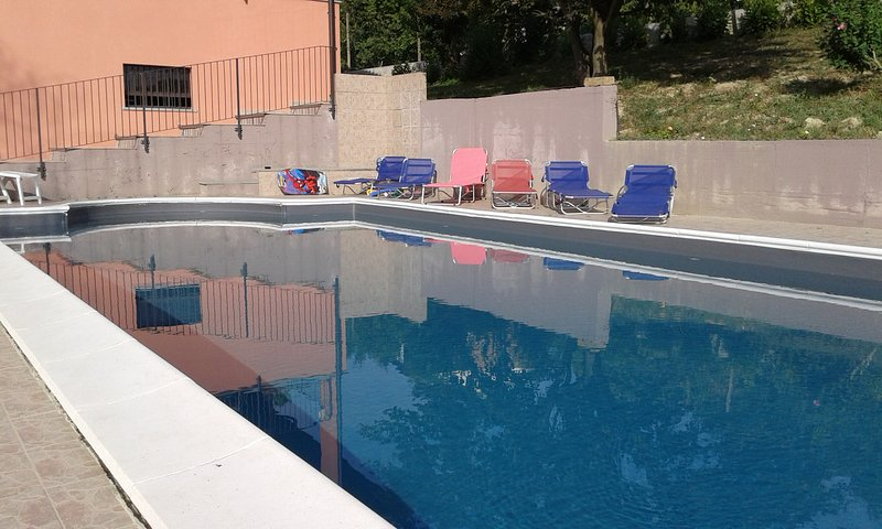 private pool house 12 m to 5 m exclusive use of those booking