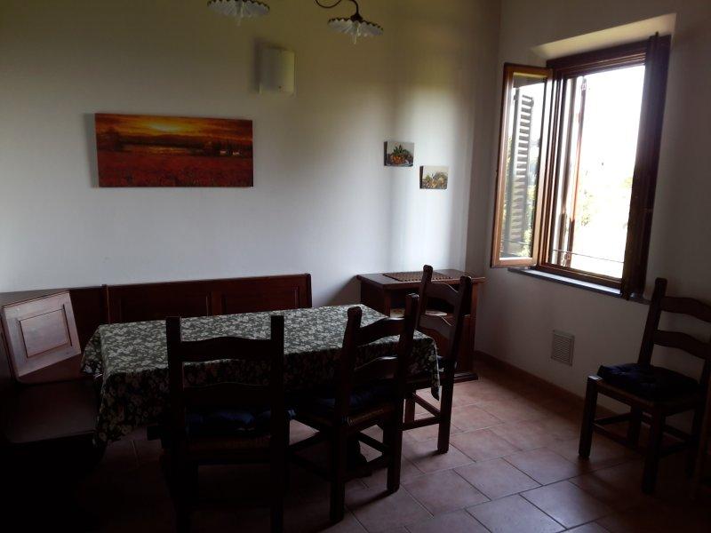 Appartamento Garbino, holiday rental in Partino