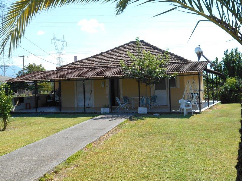 Σπίτι με κήπο, vacation rental in Aetolia-Acarnania Region
