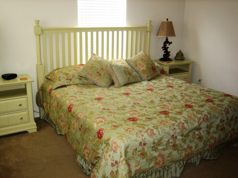 Tweede koning slaapkamer