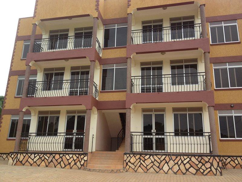 Furnished Apartments, aluguéis de temporada em Kampala