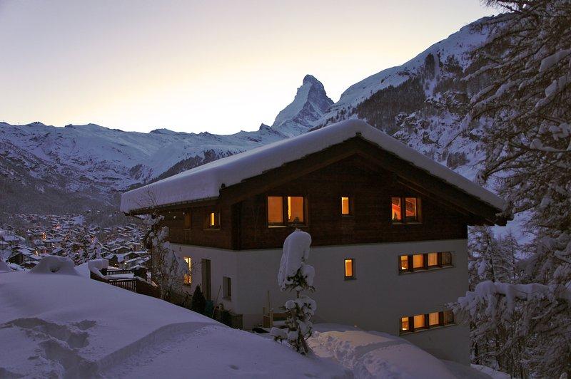 Haus A la Casa, vacation rental in Zermatt