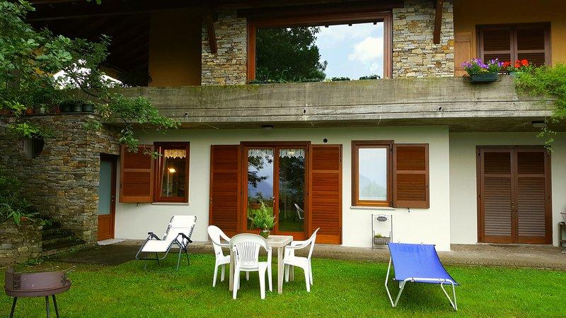 ' Poggio San fermo', vacation rental in Casale Corte Cerro