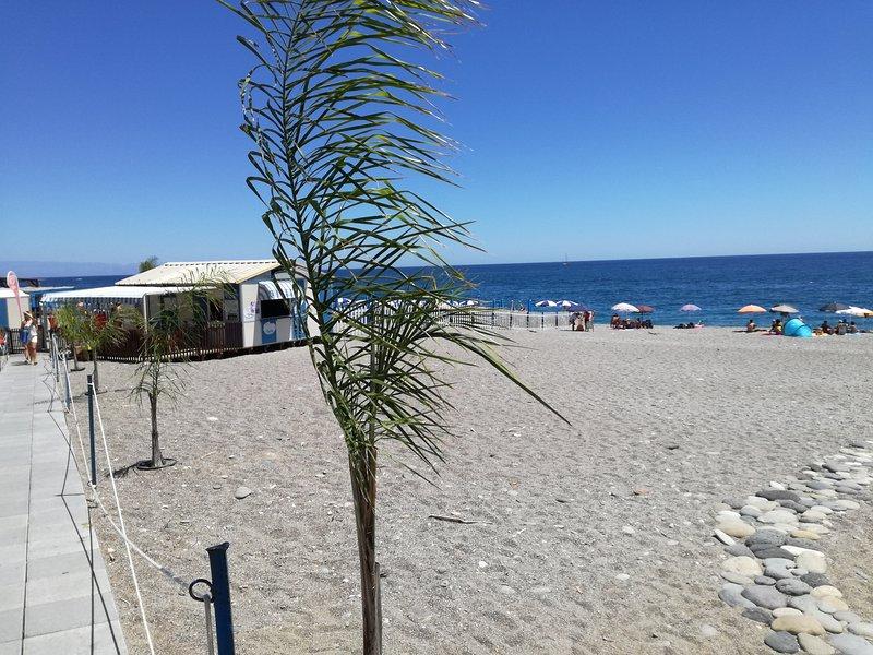 plage libre