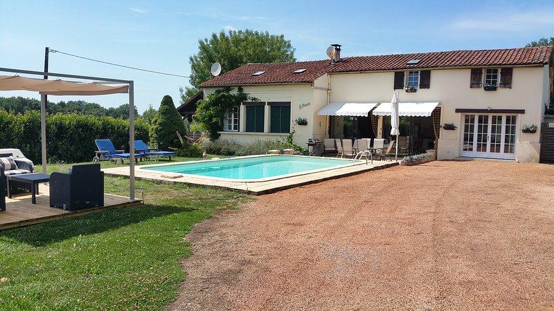 Le Darial, casa vacanza a Saint-Cyprien