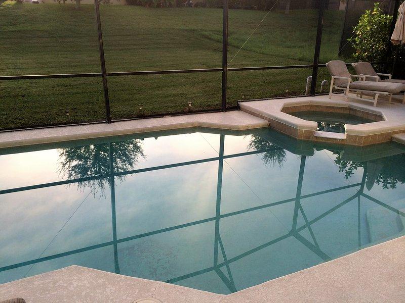 Prive zwembad
