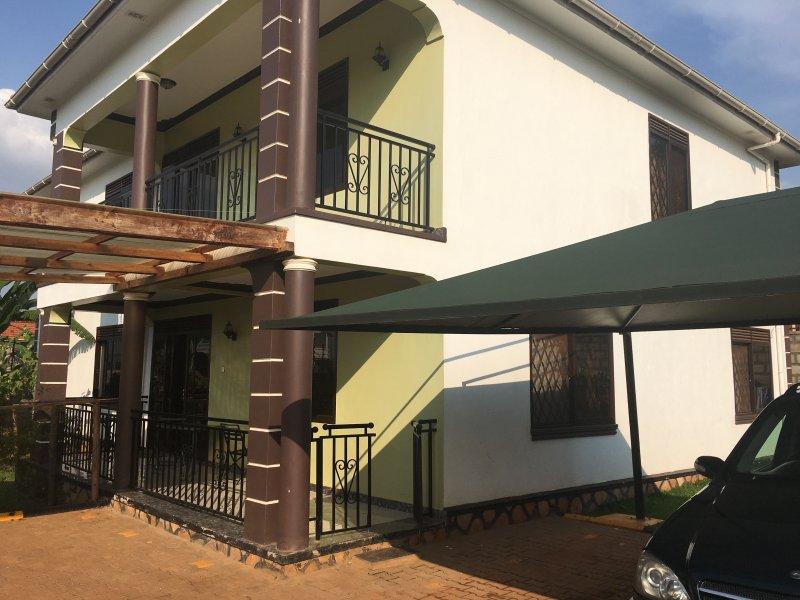 Home, vacation rental in Namugongo