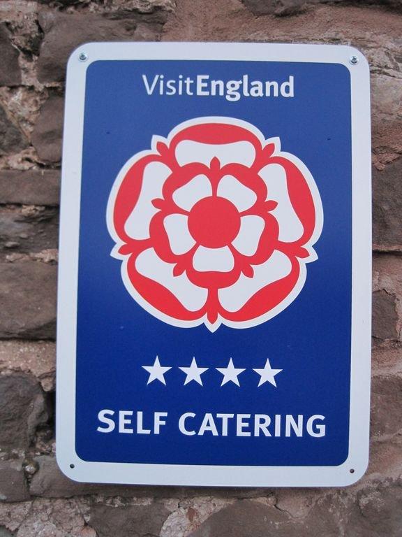 4-Sterne-Visit England Grading