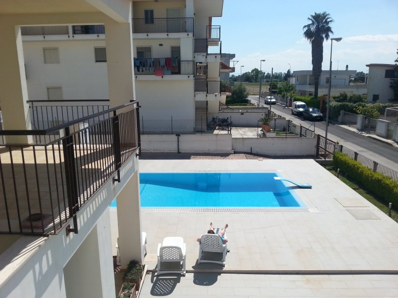 Lina Apartments C1, location de vacances à Metaponto