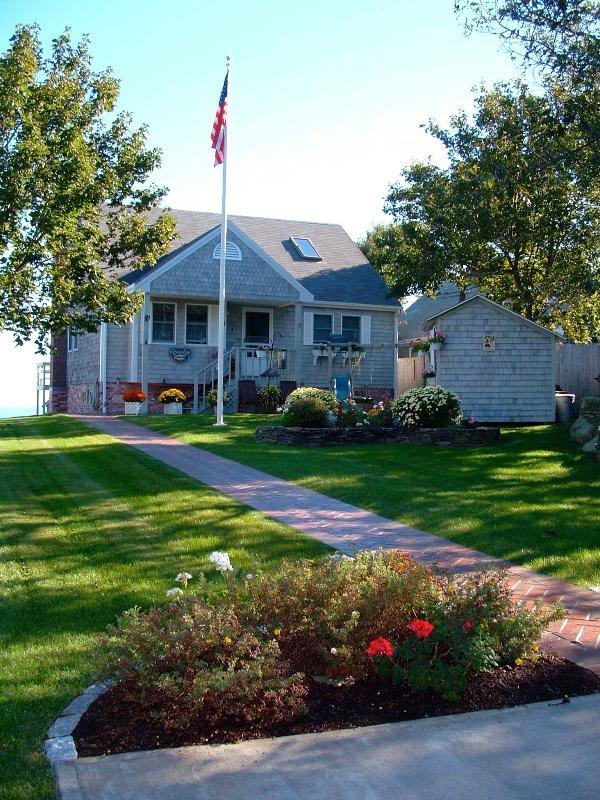 La Maison Crowley avec vue sur la baie de Cape Cod