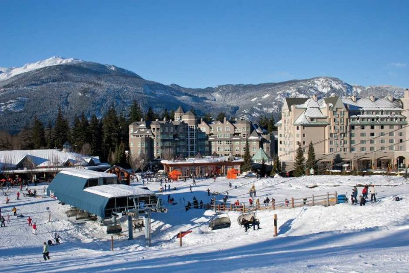 Photo of Located at the Base of Blackcomb Mountain | Steps Away From The Chairlifts