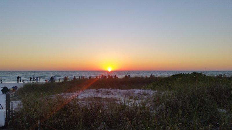 algunas de las mejores puestas de sol en cualquier lugar