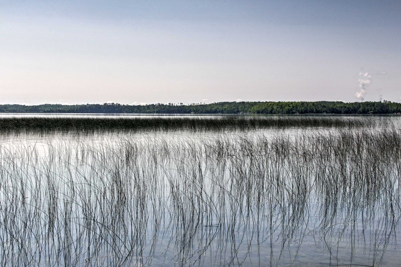 Con el lago como su patio trasero, las posibilidades de aventura son infinitas!