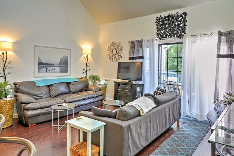 Pack your bags for a fun-filled getaway to this vacation rental condo!