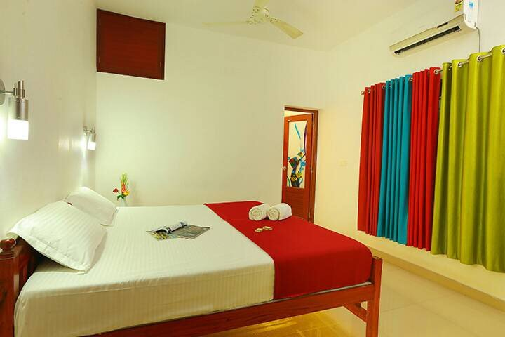 Premium Ac Bedroomwith wifi and TV