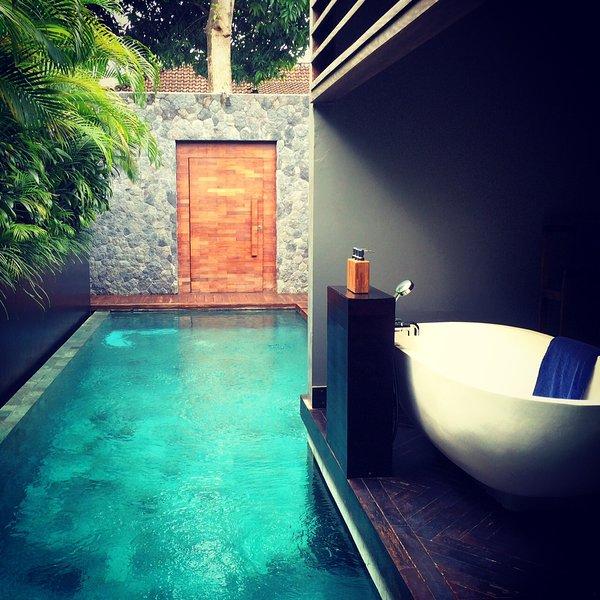Villa Nol - in Nest Villas, in Seminyak Bali – semesterbostad i Kuta District