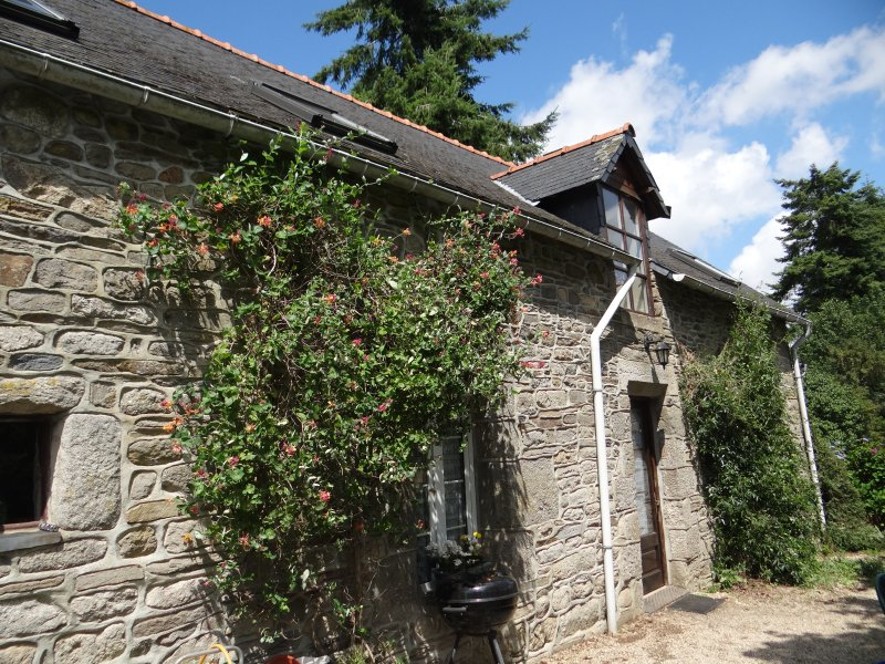 5 Bed 'Doyle' Gite set in a rural location, holiday rental in St Nicolas du Pelem