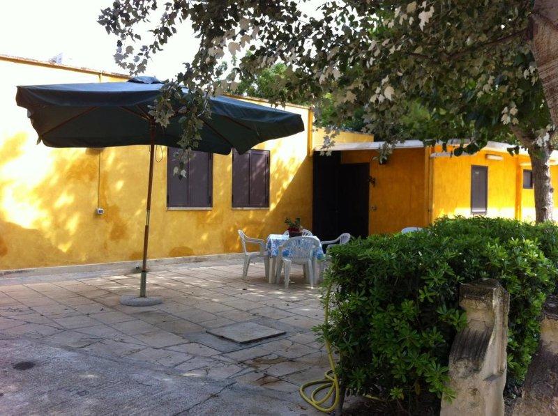 Casa vacanze, holiday rental in Baia di Gallipoli
