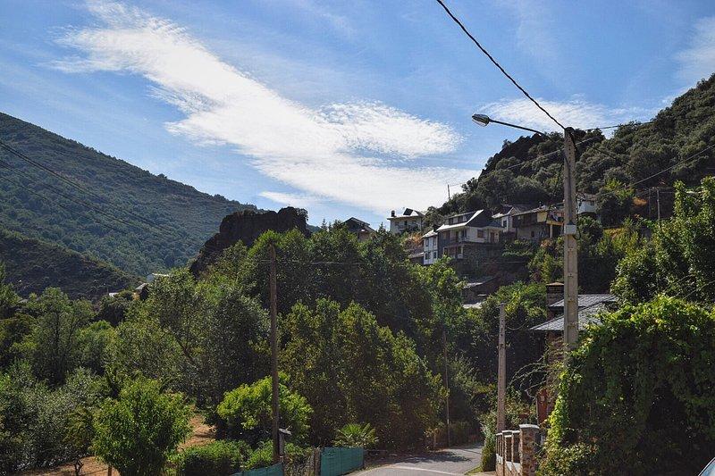 Vista sul villaggio