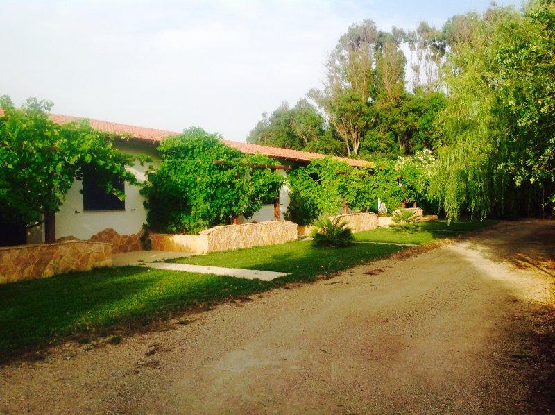 Agriturismo Deligios 2, Ferienwohnung in La Pedraia