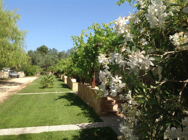 Agriturismo Deligios 4, Ferienwohnung in La Pedraia