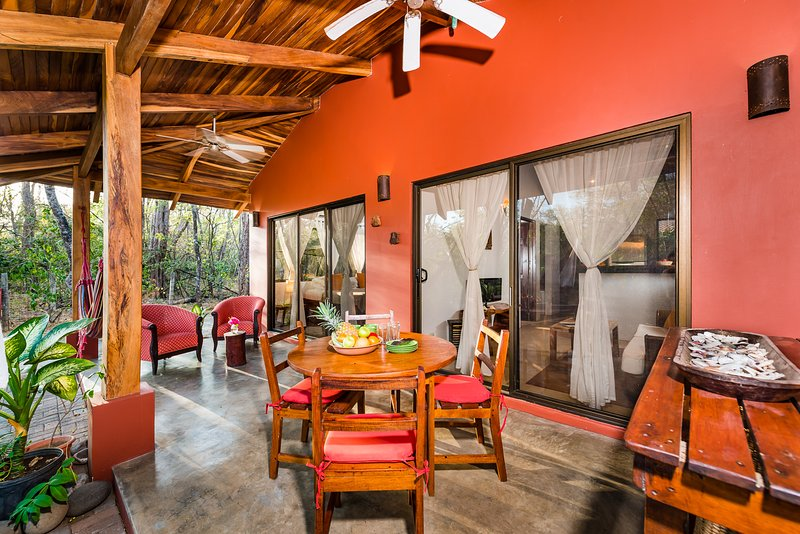 Casa Rustica 1, holiday rental in Playa Grande