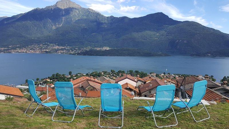 Casa Contadina Vercana, vacation rental in Vercana