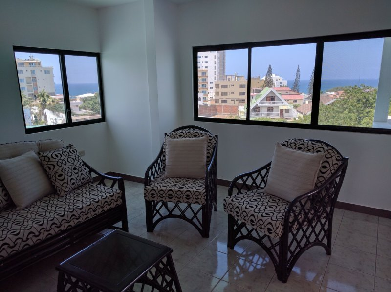VIP Apartment Fantastic City View, holiday rental in Crucita